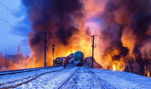 Названа причина схода вагонов в Кировской области