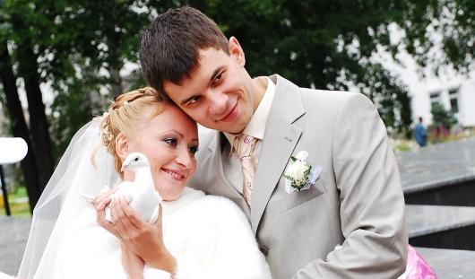Треть февральских браков в Ижевске пришлась на 14 февраля