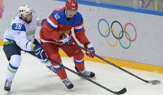 Легендарный игрок «Ижстали» Константин Маслюков об игре сборной России: «Настрой у наших хоккеистов заоблачный»