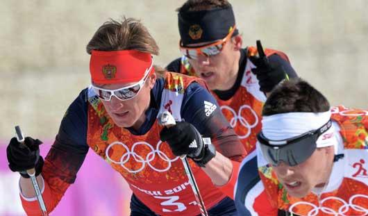 Мама лыжника из Удмуртии Япарова: Я после гонки просто целовала его от радости