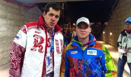Ижевчане на Олимпиаде в Сочи: со звездами и спортсменами мы видимся каждый день