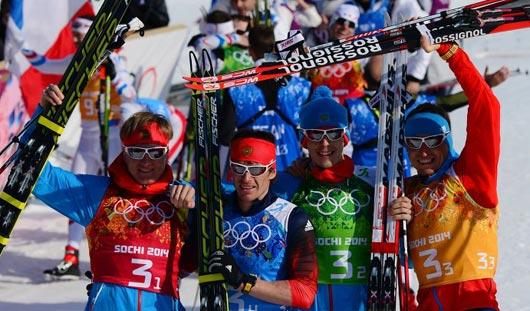 Президент Удмуртии поздравил с «серебром» на Олимпиаде лыжников из Удмуртии