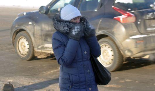 К концу недели в Ижевске похолодает до -25 градусов