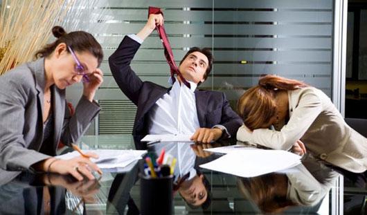 Меньше половины жителей Удмуртии чувствуют себя счастливыми на работе