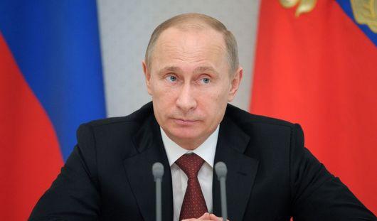 Владимир Путин внес коррективы в структуру МВД России
