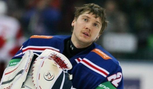 Ворота сборной России по хоккею в матче с командой Норвегии будет защищать Бобровский