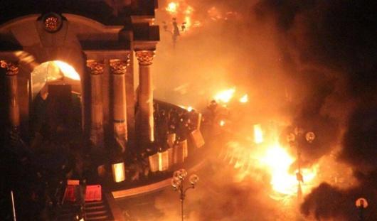 Киев в огне и надежда на медали: о чем этим утром говорят в Ижевске