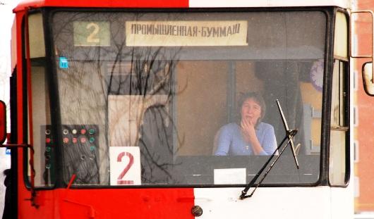 21 февраля по Ижевску проедет «удмуртский» трамвай