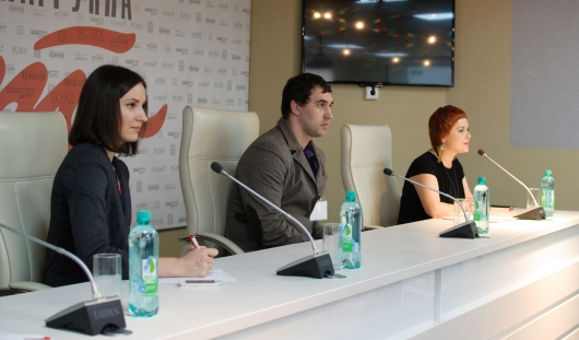 В Ижевске открылся пресс-центр с уникальными возможностями