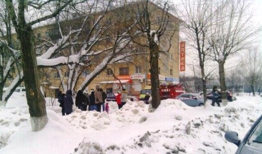 В Ижевске очевидцы сообщили о заминированном здании на Воткинском шоссе