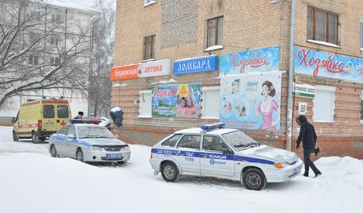 Минирование жилого дома в Ижевске оказалось ложным