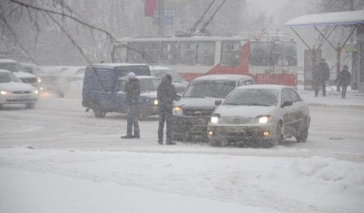 Температура воздуха в Ижевске на неделе не опустится ниже -19ºC.
