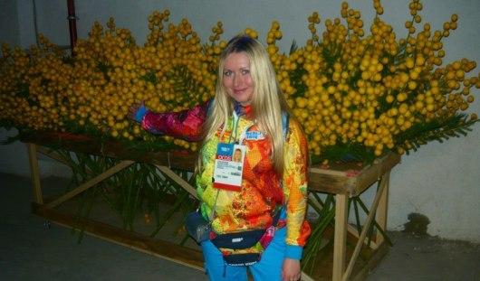 Волонтер из Ижевска рассказала о другой стороне Церемонии закрытия Олимпиады