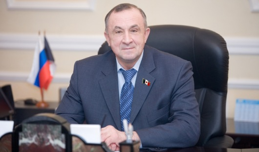 Врио Главы Удмуртии Александр Соловьев уйдет с поста сенатора досрочно