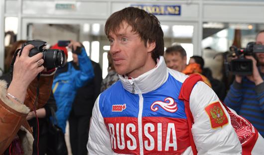 Лыжник Максим Вылегжанин стал почетным гражданином Шарканского района