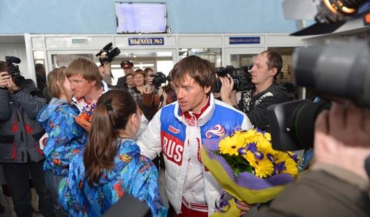 Максим Вылегжанин: Три «серебра» Олимпиады не променяю на одно «золото»