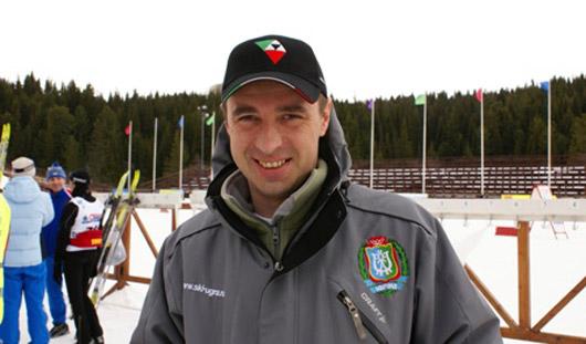 Уроженец Удмуртии Сергей Крянин: «В комментаторской кабинке в Сочи было жарко!»