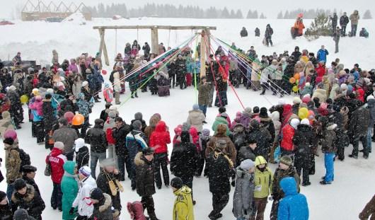 Главная Масленица Удмуртии пройдет 2 марта в Завьялово