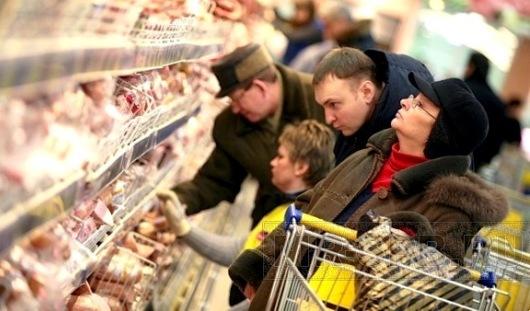 Из-за ослабления российского рубля продукты могут подорожать