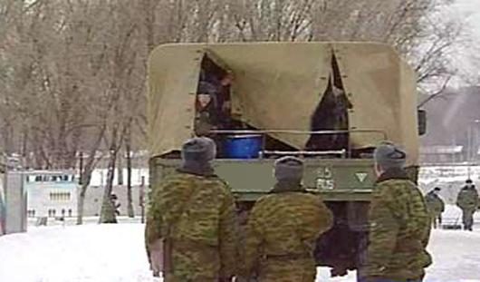 В Самарской области погиб контрактник из Удмуртии