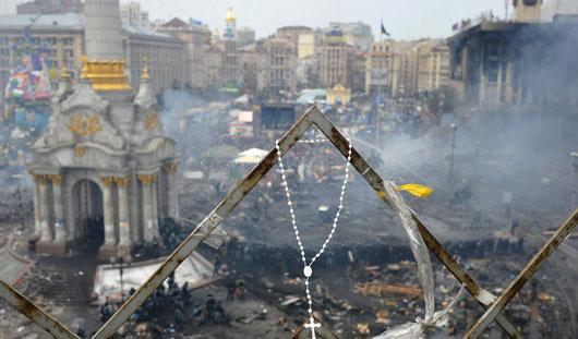 Пойдут ли ижевчане на Майдан: 5 популярных вопросов о событиях на Украине