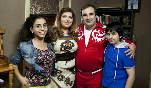 На ТНТ стартует новый сериал «Дружба народов»