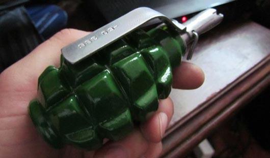 В Ижевске убрали из продажи партию учебных гранат, одна из которых взорвалась в руках сибирячки