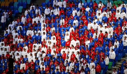 Хор из Ижевска споет на Паралимпийских играх в Сочи