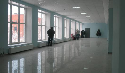 В Ижевске эвакуировали пациентов и врачей поликлиники 1 РКБ