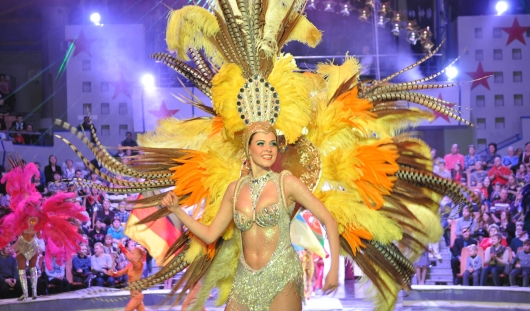 На цирковом фестивале в Ижевске выступит клоун Сезар Аедо из Перу
