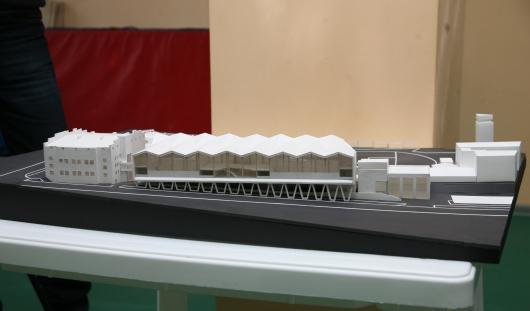 Под стадионом «Динамо» в Ижевске может появиться подземная парковка