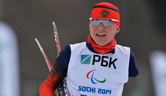 Спортсмен из Удмуртии взял «золото» Паралимпиады в Сочи