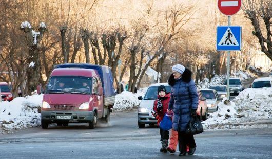 В Ижевске уберут пешеходный переход через Пушкинскую на пересечении с Майской