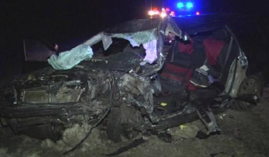 Водитель, из-за которого погибли 4 жителя Удмуртии, разогнался до 160 километров в час