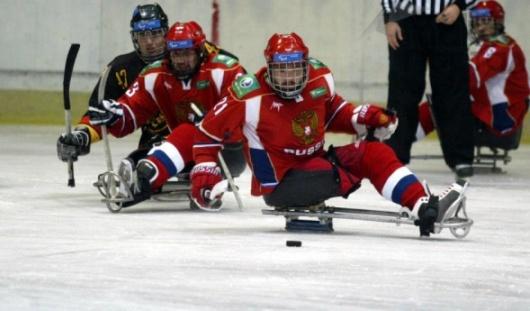 11 марта российские следж-хоккеисты сразятся с командой из США