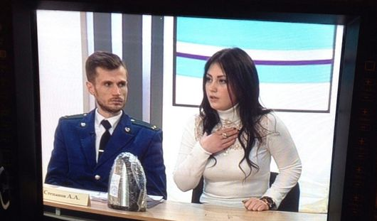 Ижевчанка снялась в судебном реалити-шоу