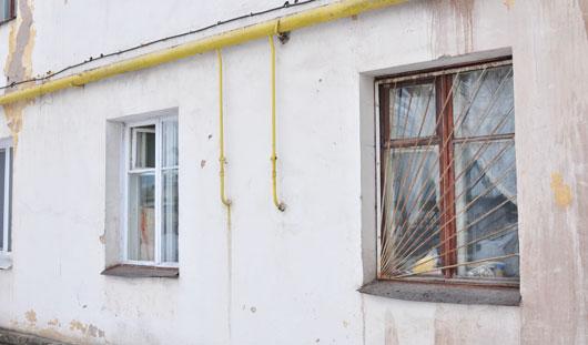 15 тысяч рублей штрафа грозит ижевчанину, подключившему газовую трубу к водопроводной