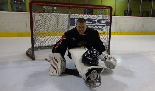 Мать вратаря сборной России Наталья Каманцева: «Следж-хоккей вернул Володю к жизни»