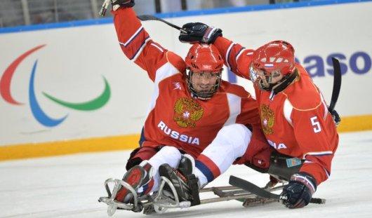 Российские следж-хоккеисты вышли в финал Паралимпиады