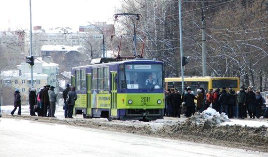 В Ижевске может появиться новая трамвайная остановка