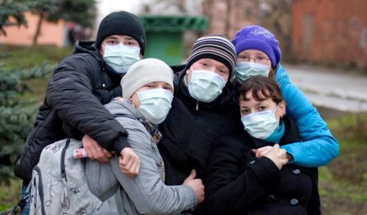 В Ижевске за последнюю неделю простудились почти 5 тысяч человек