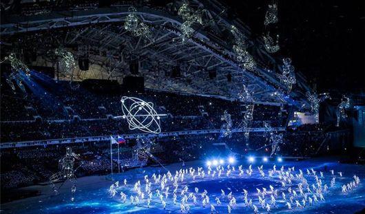 Встроенные наушники: что слышали артисты на церемонии открытия Олимпиады