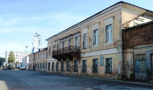 Индустриальный техникум в Ижевске хотят превратить в галерею изящных искусств