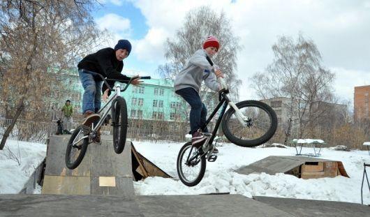 В Ижевске появится велосквер