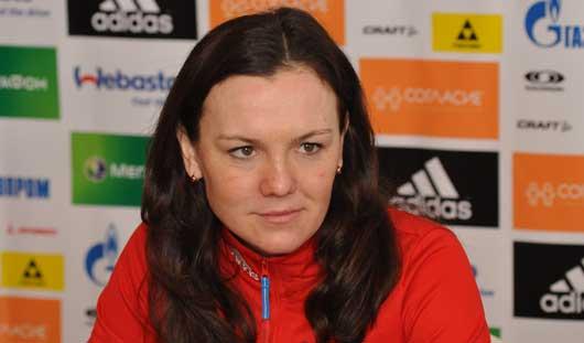 Биатлонистка из Удмуртии Валентина Назарова выиграла зачет индивидуальных гонок на Кубке IBU