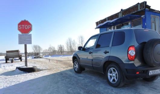 В Удмуртии вновь заработали две ледовые переправы