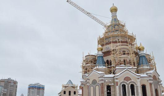 Есть вопрос: какой храм строят около торгового центра «Радиотехника» в Ижевске?