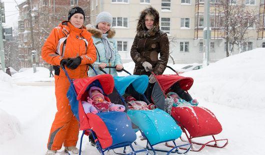 Дождливая и теплая погода ожидается в Ижевске в выходные