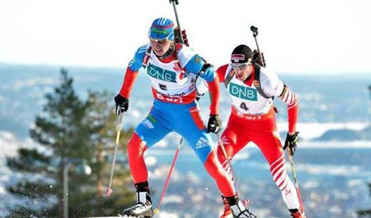 Биатлонисты из Удмуртии взяли сразу две медали в суперспринте на чемпионате России