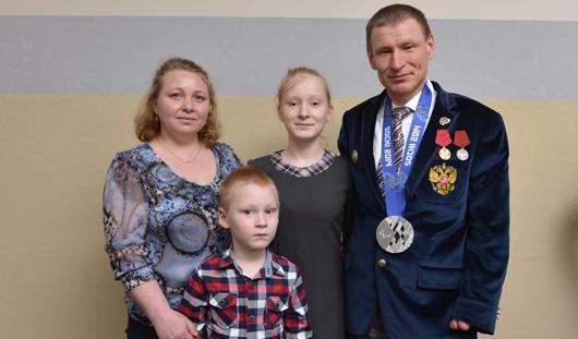 Жена лыжника-паралимпийца Татьяна Кононова: «Муж переживает, если долго не слышим друг друга»